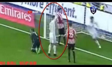 El polémico gesto de CR7 en el segundo gol que quitaba un punto al Athletic (vídeo)
