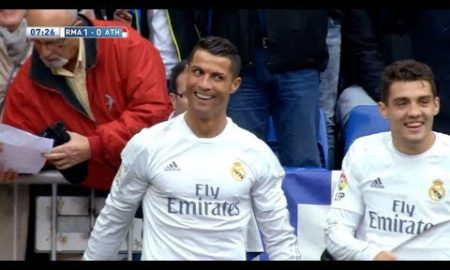 Recordemos lo que pasó el año pasado en la visita al Bernabéu (vídeo)