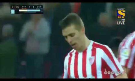 Así fueron los goles de la remontada del Athletic frente al Deportivo de La Coruña