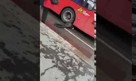 Dramático video del atentado terrorista en Londres