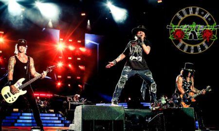 El concierto del año en Bilbao: Guns & Roses en la guarida de los leones