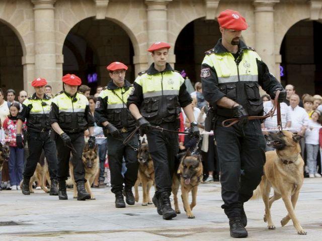 La Policía Municipal de Bilbao vigilará el recinto festivo durante todo el día / Fuente: Agencias