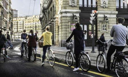 bilbao bicicleta