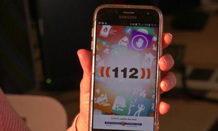 112 SOS deiak app