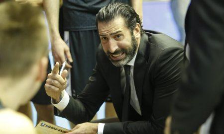 entrenador Bilbao Basket