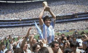 Instagram de Maradona