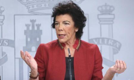 ministra Celaá