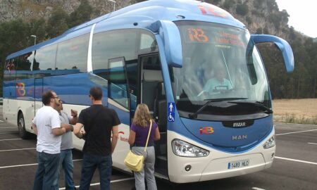 Bus Bilbao Castro