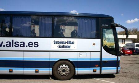 Autobús Bilbao Santander