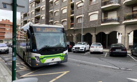 Bizkaibus a Bilbao