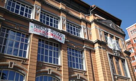escolares de Bilbao