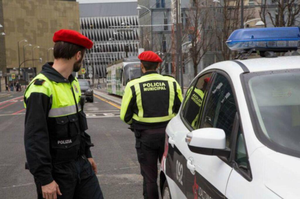 Policía Municipal de Bilbao
