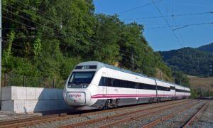 tren Bilbao Madrid