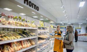 supermercado eficiente